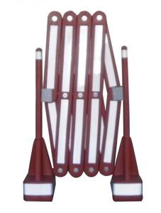 BS-061004 – Barreira Sanfonada (pantográfica) com vigas
