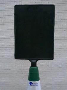 PP-4030 – Placa plástica de sinalização