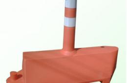 BPT-4413 – Barreira de trânsito com Balizador