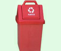 LB-0060 – Lixeira plástica