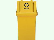 LB-0100 – Lixeira plástica