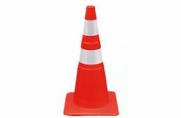PVC-0075 – Cone de sinalização
